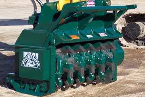 Forestry Mulcher Head